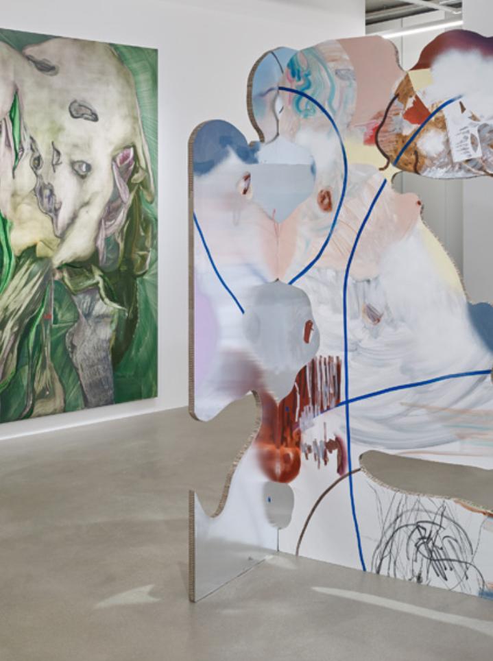 Group Exhibition Wolfgang Betke & Gregor Gleiwitz Beyond the Fringe