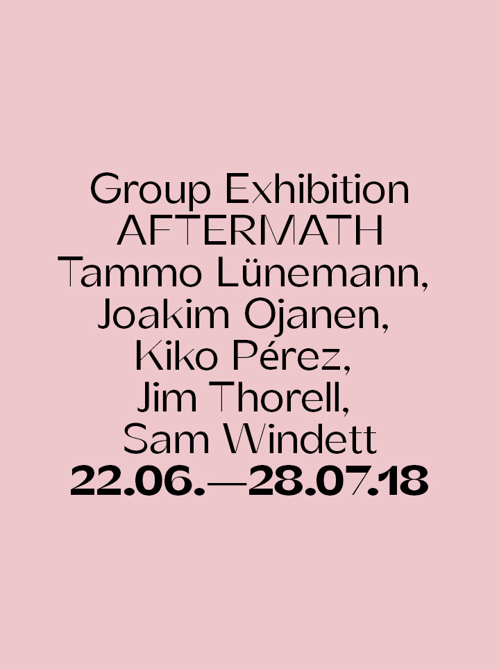 Group Exhibition AFTERMATH - Text