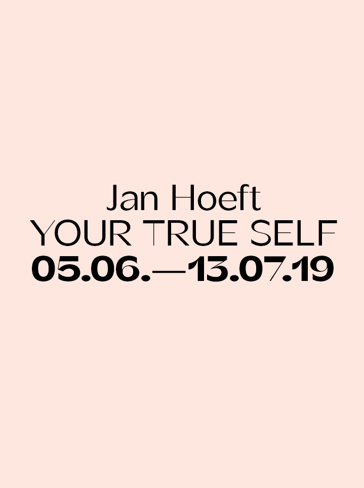 Jan Hoeft — YOUR TRUE SELF - Text