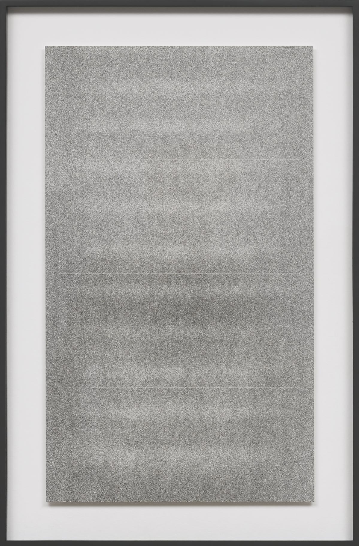 Conrad Müller, Ohne Titel (Grau II), 2018, Pigmentprint, 56 x 33 cm 1:5 + 2 AP