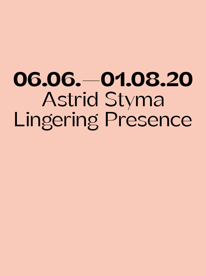 Astrid Styma Lingering Presence Text