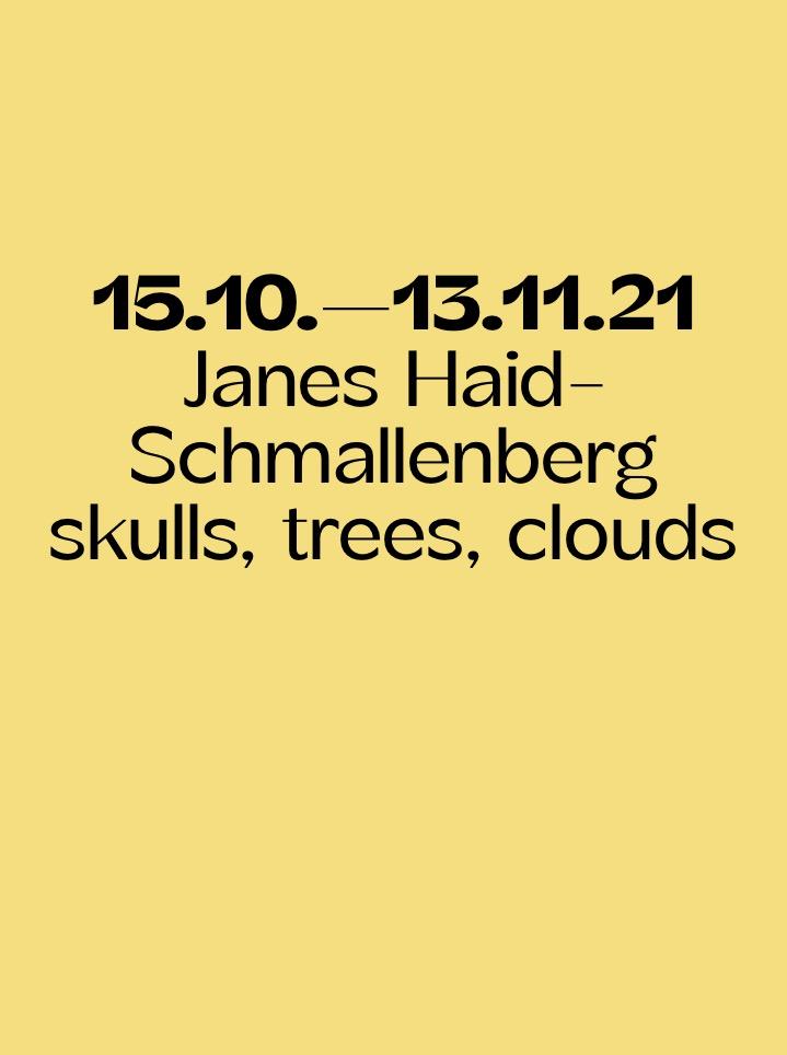 Janes Haid-Schmallenberg- skulls, trees, clouds Text